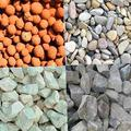 Щебень пгс песок чернозем керамзит от 1 м. куб